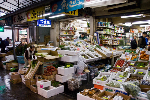 [Giới thiệu] Du hành chợ cá Tsukiji Tsukiji8