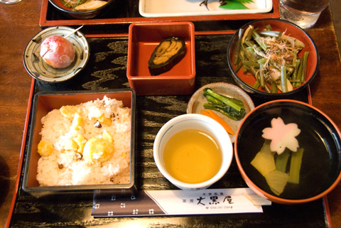 magome lunch 2