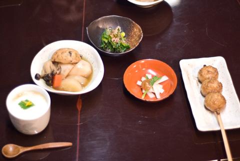 tsumago dinner 1