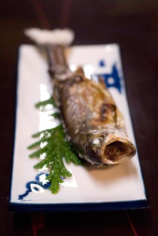 tsumago dinner 2